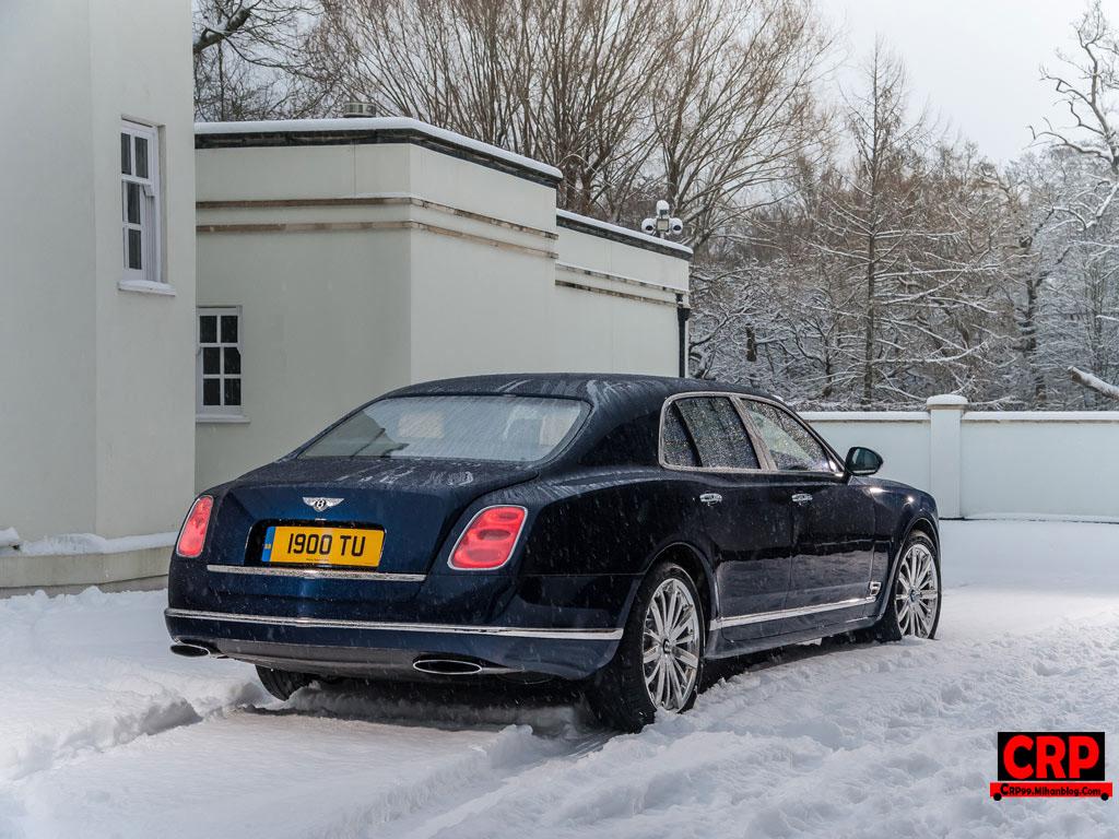 Фото машин Bentley Mulsanne 3. …